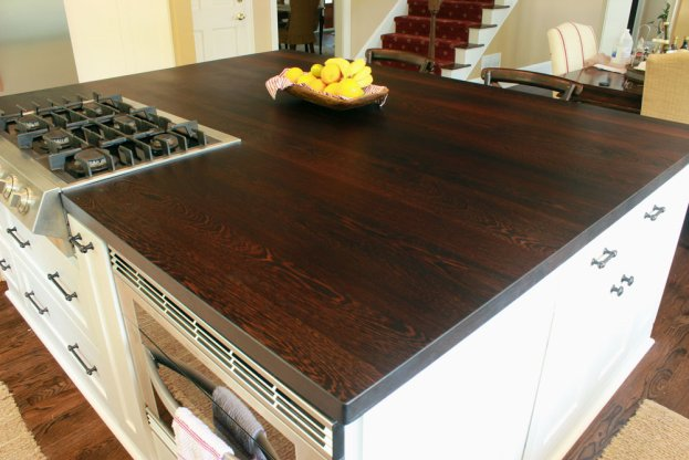 Wenge Plank style 2 San Diego - The Countertop Company